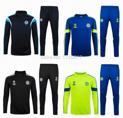 survetement adidas chelsea ligue des champions,survetement